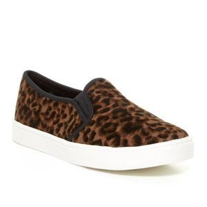 Report Leopard Print Slip-On Sneakers
